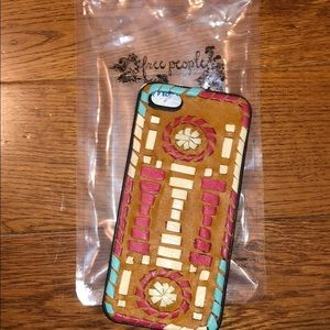 Free People Phone Case